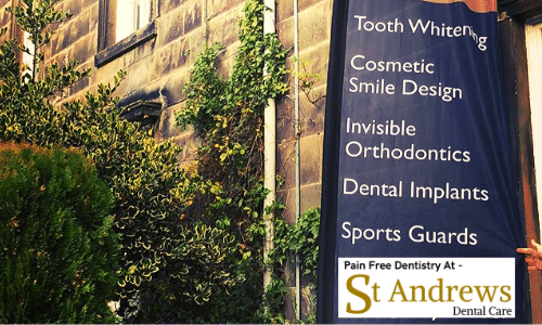 The Home Of *Pain Free Dentistry